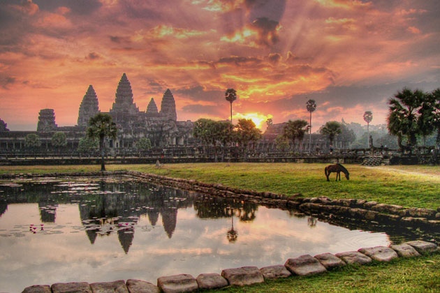 Siem Reap, Indochina tour, Cozy vietnam Travel