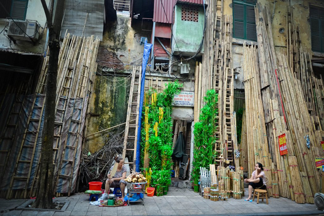 Hanoi Old Quarter, Hanoi city tour, Cozybay Vietnam Travel