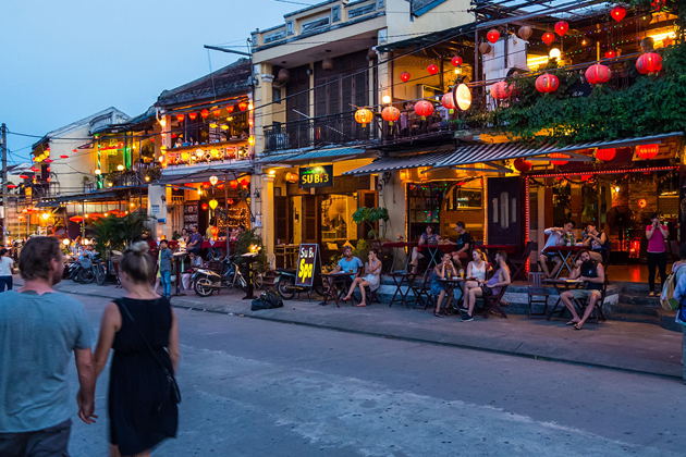 Hoi an Old Quarter, Hoi an City Tours, Cozy Vietnam Tours