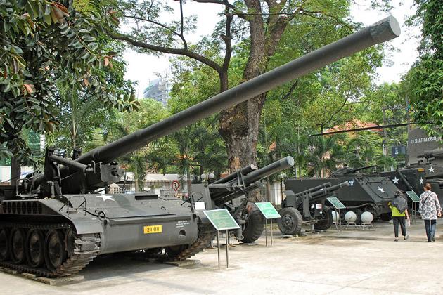 War Remnant Museum, Ho Chi Minh City Tours, Cozy Vietnam Tours