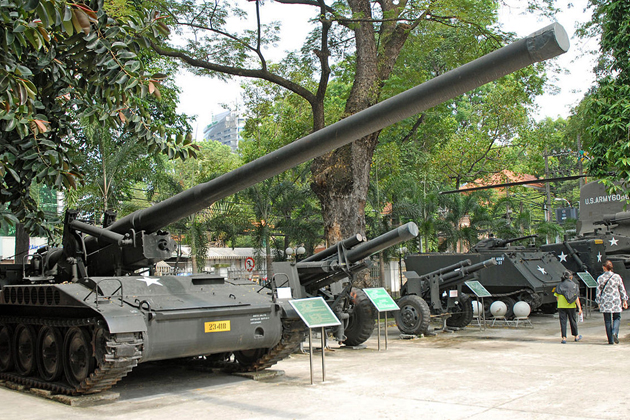 War Remnants Museum Vietnam, Vietnam Tours, Cozy Vietnam Travel