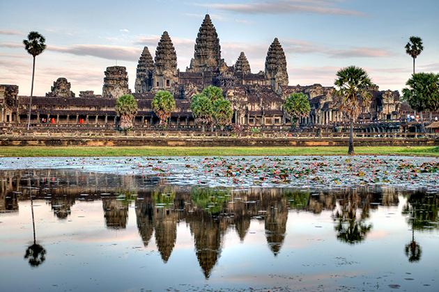 Angkor Temple Tour, Combodia Tours, Cozy Vietnam Travel