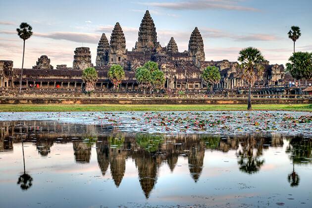 Angkor Temple Complex Combodia, Cozy Vietnam Tours, Vietnam Package Tours