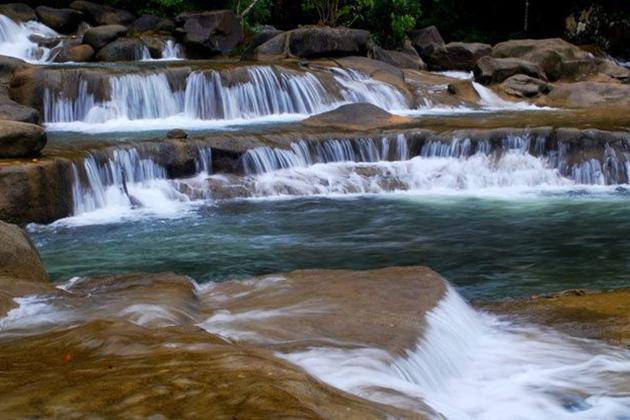 Ba Ho Waterfall, Nha Trang, Vietnam Cozy Tour