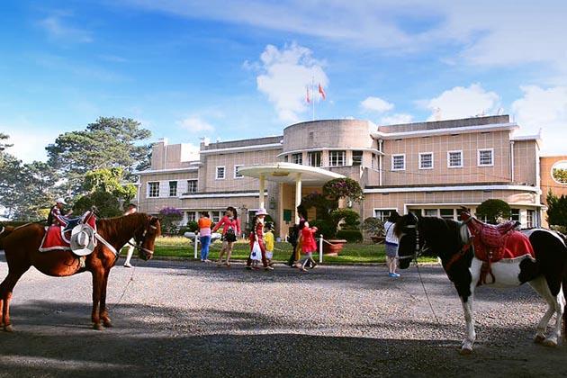 Bao Dai Summer Palace in Da Lat, Lam Dong, Da Lat, Cozy Vietnam Travel