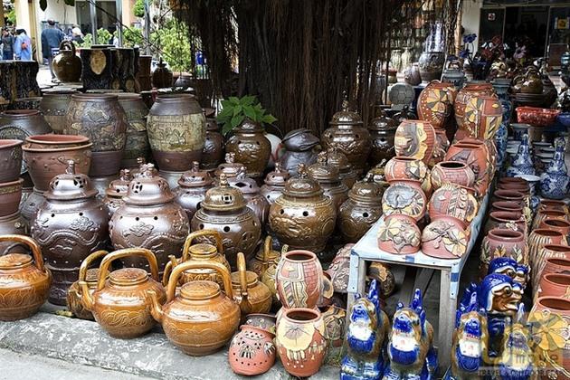 Bat Trang Pottery Village, Hanoi City Tours, Cozy Vietnam Travel, Vietnam Tours