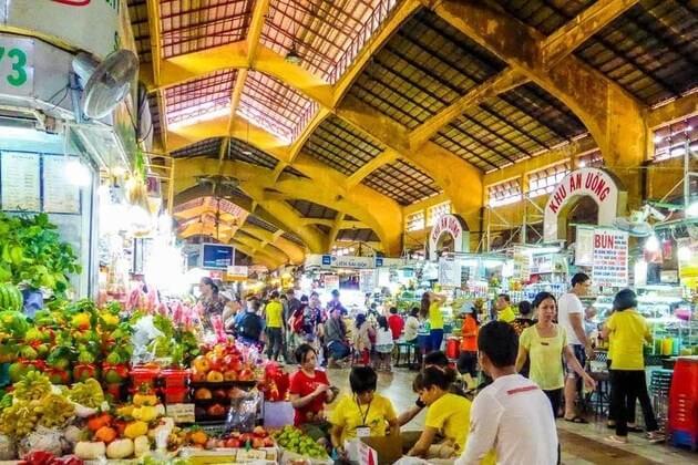 Ben Thanh Market, Saigon Tours, Cozy Vietnam Tours