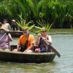 Enjoy a Boat Trip on Thu Bon River in Hoi An