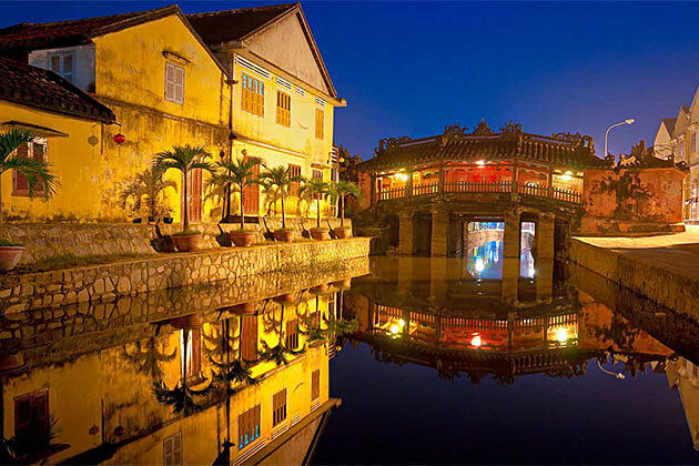Japanese Bridge Pagoda in Hoi An, Tours, Hoi An, Cozy Vietnam Travel