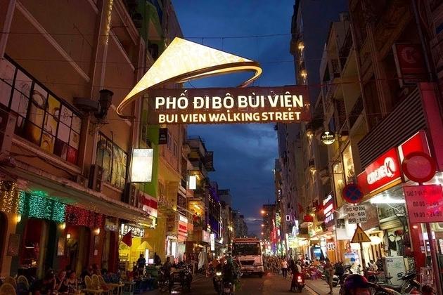 Bui Vien Street Ho Chi Minh City, Ho Chi Minh City Tours, Cozy Vietnam Travel