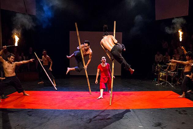 Cambodia Phare Circus Show, Cozy Vietnam Travel