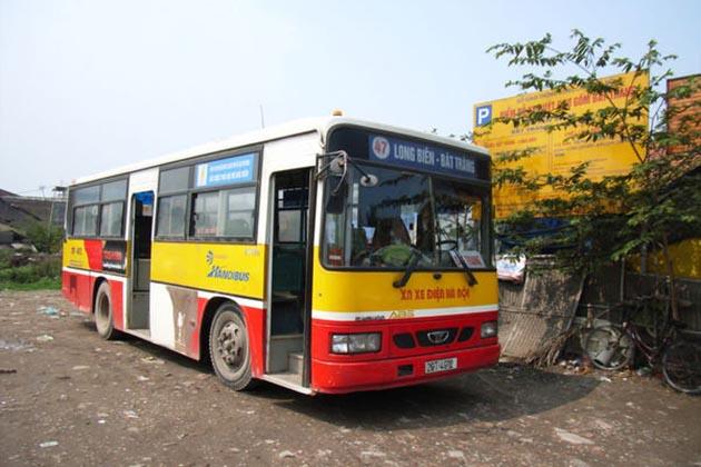 Catch Bus 47, Bat Trang, Hanoi, Cozy Vietnam Travel