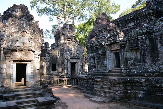 Chau Say temple, Cozy Vietnam Travel