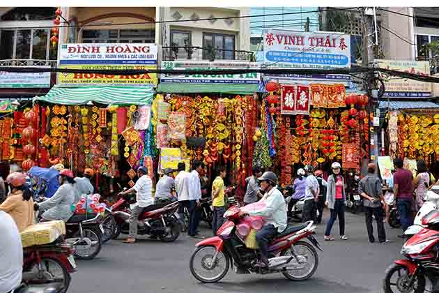 China Town in Ho Chi Minh, Tours, Cozy Vietnam Tours