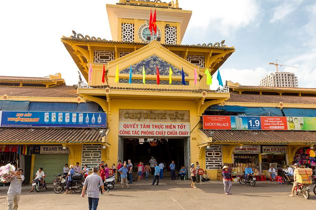 Cho Lon Sai Gon, Sai Gon Tours, Cozy Vietnam Travel