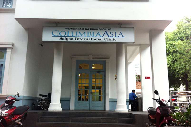 Columbia Asia International in Ho Chi Minh, Tours, Columbia, Cozy Vietnam Travel
