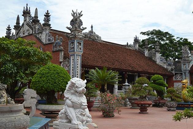 Dong Ngac Cultural Village, Hanoi City Tours, Cozy Vietnam Travel