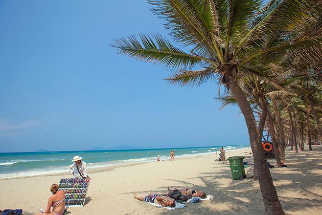 Cua Dai Beach, Hoi an City Tours, Vietnam Cozy Travel, Vietnam Tours