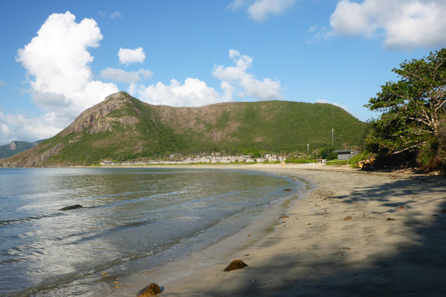 Dat Doc Beach in Con Dao Ba Ria Vung Tau, Tour, Cozy Vietnam Travel