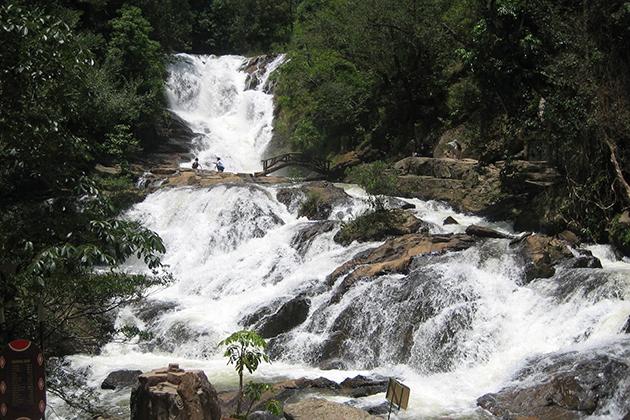 Dalanta Waterfall, Nha Trang Tour, Cozy Vietnam Travel