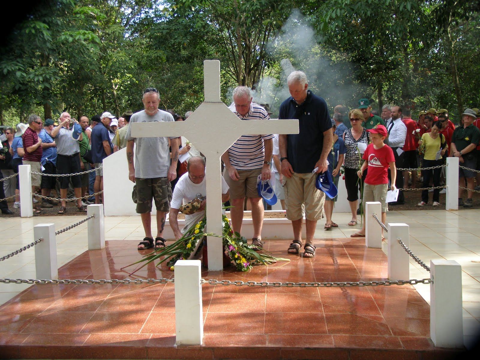 Anzac Day Tour