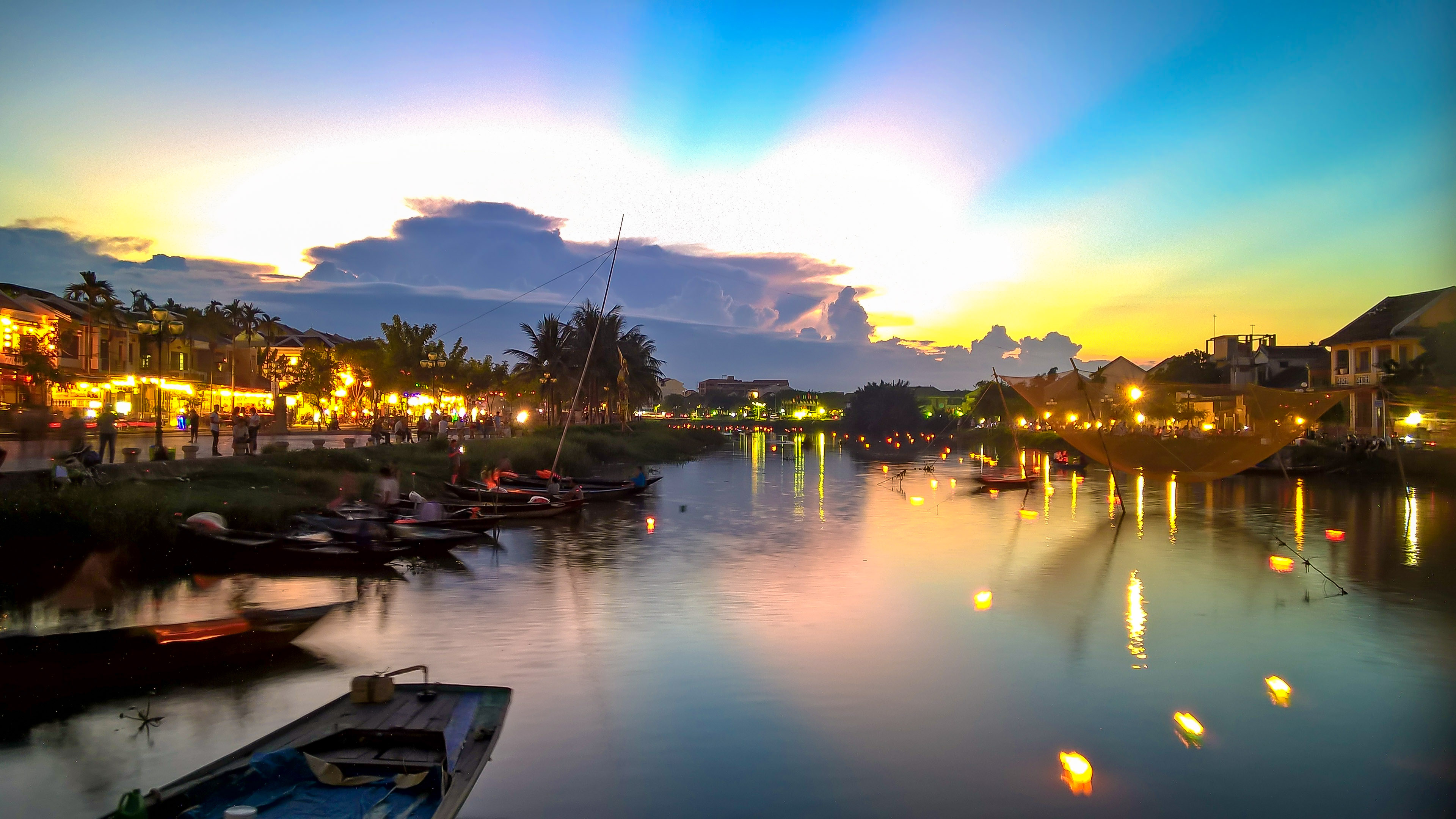 Hoi An Ancient Town, Cozy Vietnam Travel