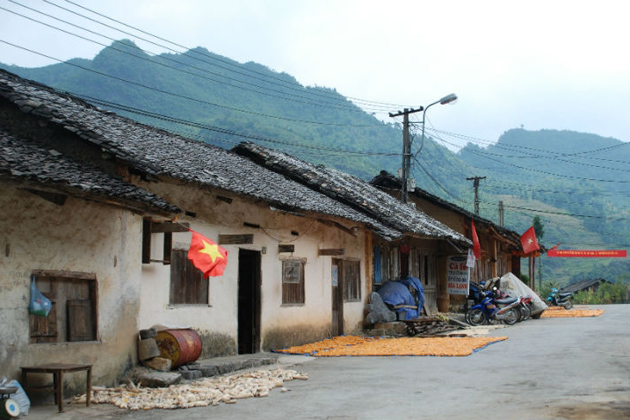 Dong Van Old House, Ha Giang Vietnam Travel, Cozy Vietnam Travel