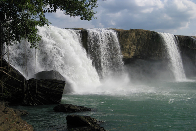 Dray Sap Waterfalls in Dak Lak, Tours, Cozy Vietnam Travel