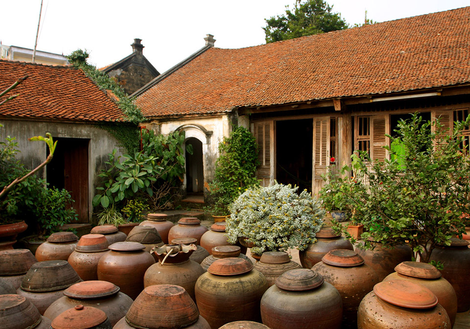 Ancient Duong Lam Village, Cozy Vietnam Travel, Vietnam Tours