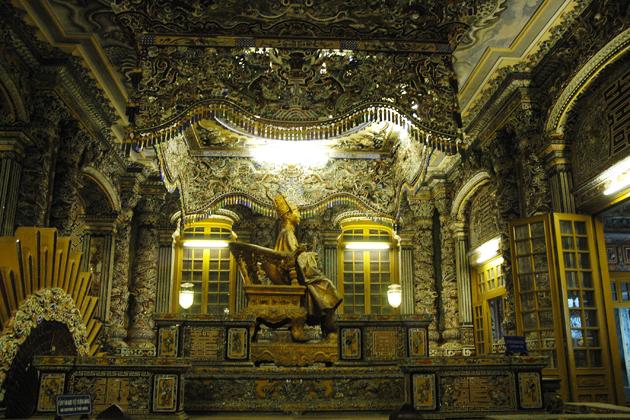 Emperor Khai Dinh, Hue City Tours, Cozy Vietnam Travel