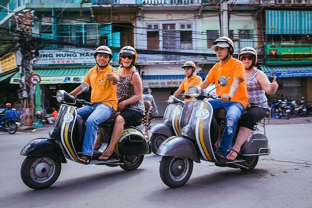 Vespa Tours, Cozy Vietnam Travel, Vietnam Package Tours