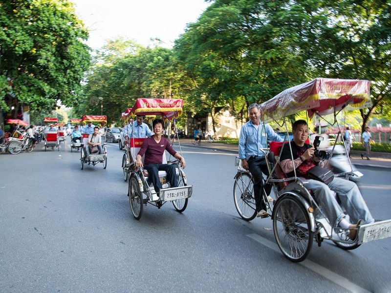 Hanoi Cyclo Tour, Hanoi Tour,Cozy Vietnam Travel,Vietnam Tours