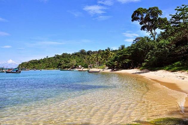 Ganh Dau Beach in Phu Quoc, Tours, Phu Quoc, Tours, Cozy Vietnam Travel