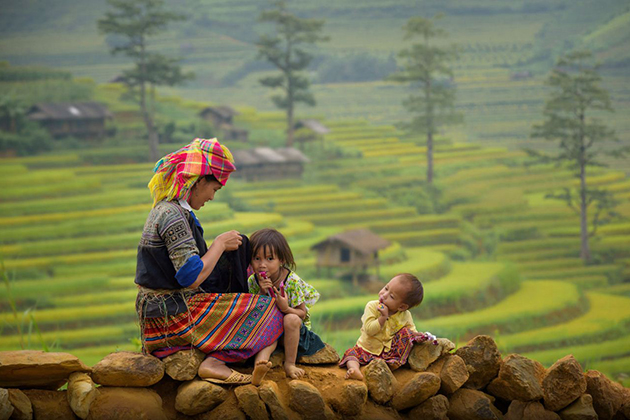 Giang Ta Chai Village, Cozy Vietnam Travel
