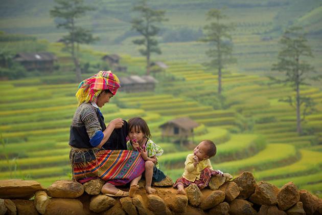 Giang Ta Chai Village, Cozy Vietnam Travel