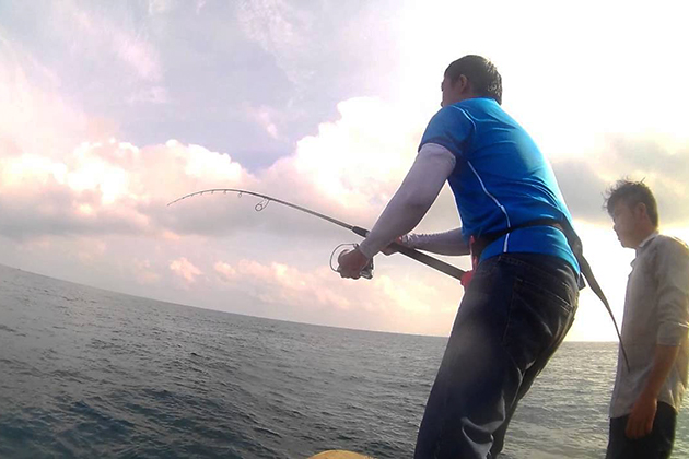Fishing in Con Dao, Travel, Con Dao, Travel, Cozy Vietnam Travel