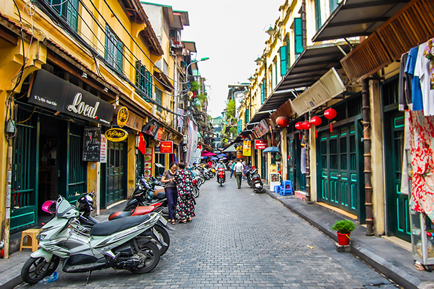 Hanoi Old Quarter, Travel, Hanoi, Travel, Hanoi, Cozy Vietnam Travel