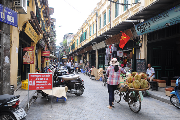 Hanoi Old Quarter, Hanoi Tours, Cozy Vietnam Travel