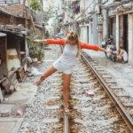 Hanoi Train Street – Experience the Life beside the Tracks