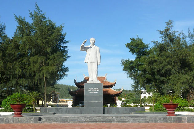 The Complex of Ho Chi Minh Relics, Quang Ninh, Tours, Cozy Vietnam Travel