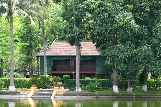 Ho Chi Minh Simple Stilt House, Hanoi Tours, Cozy Travel