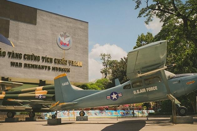 War Remnant Museum Ho Chi Minh City, Ho Chi Minh Tours, Cozy Vietnam Travel