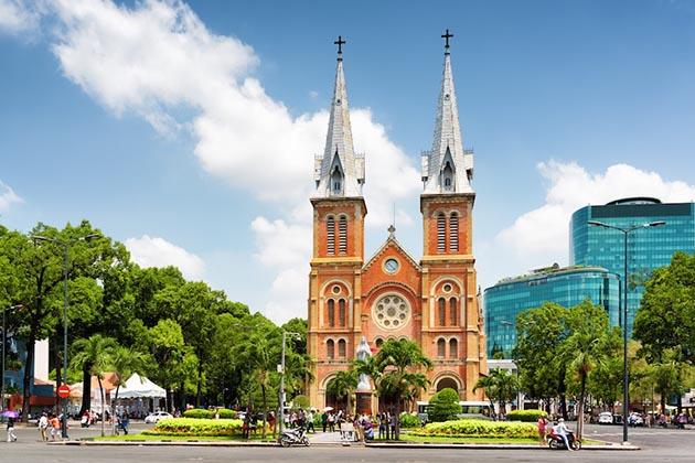 Duc Ba Church in Ho Chi Minh, Tour, Cozy Vietnam Travel
