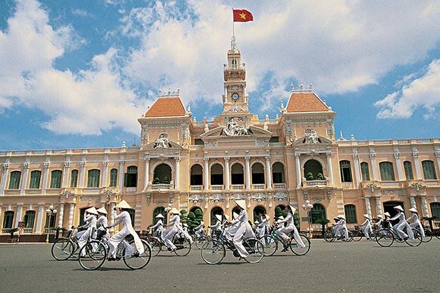 Festival in Ho Chi Minh, Travel, Ho Chi Minh, Travel, Cozy Vietnam Travel