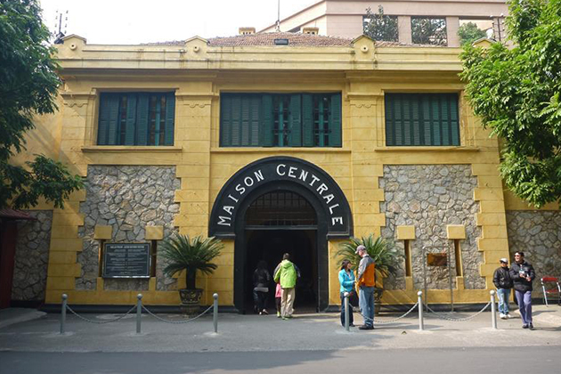 Hoa Lo Prison, Hanoi City Tours, Cozy Vietnam Travel, Vietnam Tours