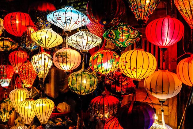 Hoi An Lantern, Hoian. Vietnam, Cozy Tour