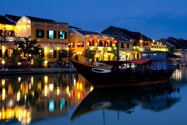 Hoai River, Hoi An Tour, Cozy Travel