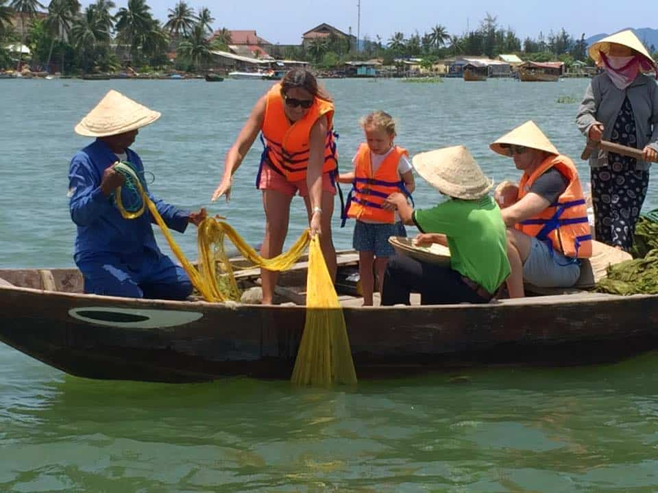 Hoi an Fishing Tours, Hoi an Travel, Cozy Vietnam Travel