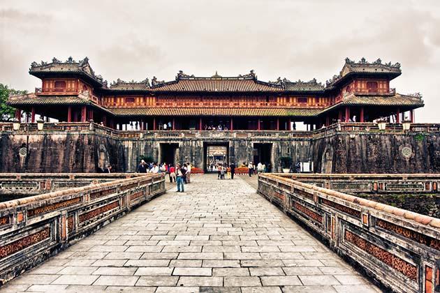 Citadel, Hue tour, Cozy Vietnam Tour
