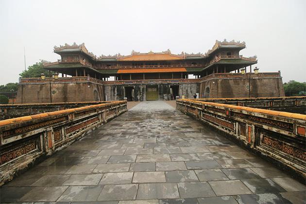 Imperial Citadel Hue, Hue Tours, Cozy Vietnam Travel